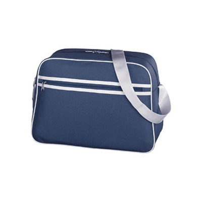 Retro-Bag in Blau