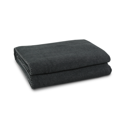 zoeppritz Soft-Fleece®-Decke – Grau
