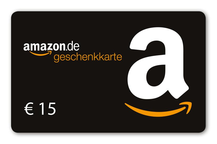 Amazon geschenkkarte 15 euro kaufen