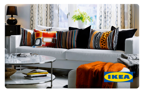 verf gbare abonnements f r 5 ikea gutschein. Black Bedroom Furniture Sets. Home Design Ideas