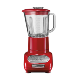 KitchenAid Standmixer Artisan in Rot