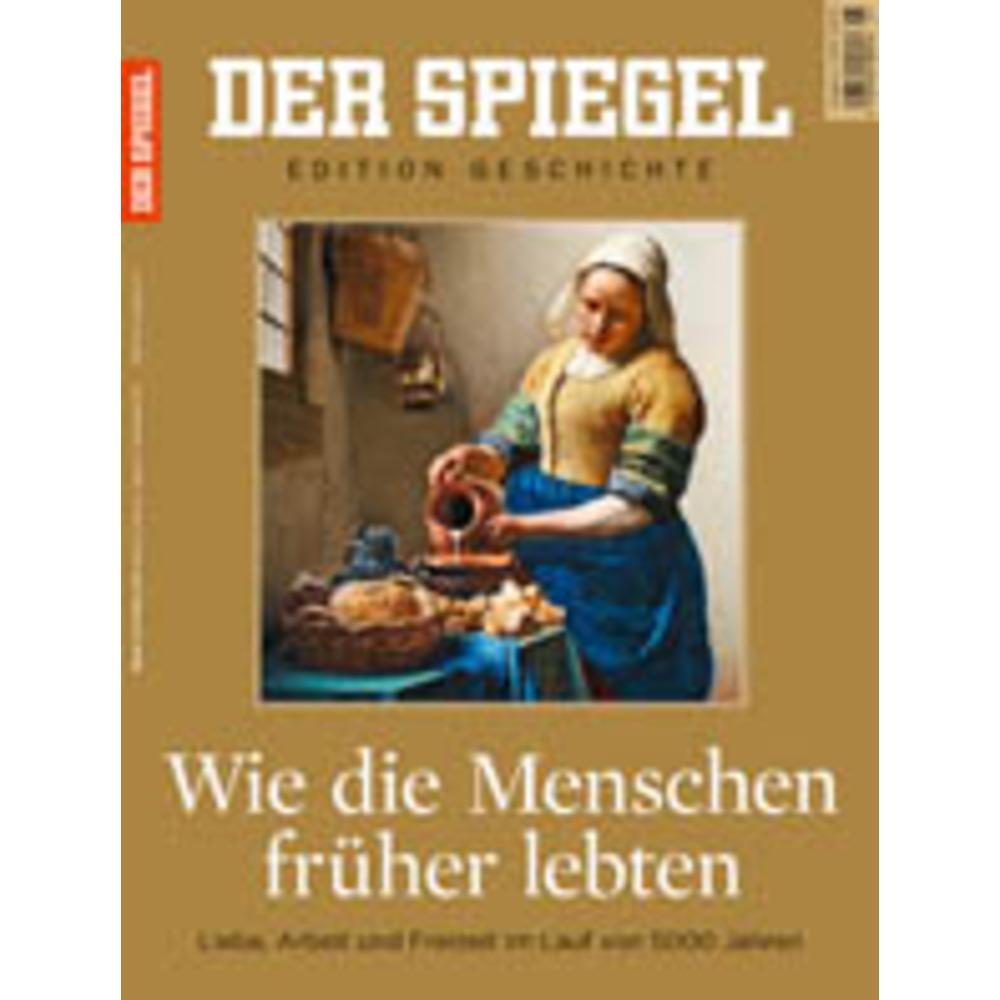 Verf gbare abonnements f r spiegel edition geschichte 01 2016 for Der spiegel bestellen