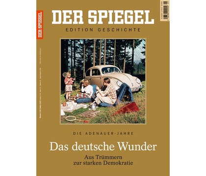 Spiegel geschichte im abo for Der spiegel deutsche ausgabe
