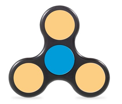Fidget Triple-A Spinner