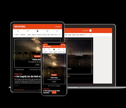 Der digitale spiegel mit pr mie for Spiegel daily